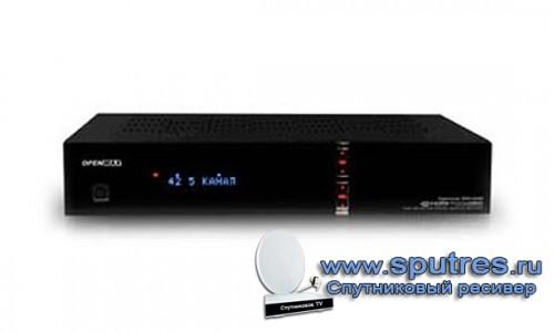 Спутниковый ресивер OpenMAX S4H-6440 CI