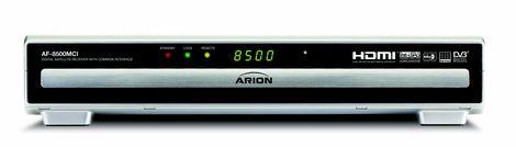 Спутниковый ресивер ARION AF-8500 MCI HDMI