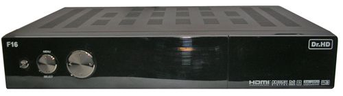 Спутниковый ресивер Dr.Hd. F16