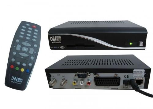 Спутниковый ресивер Dreambox DM-500S