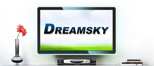 Ресиверы Dreamsky