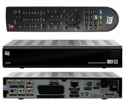 спутниковый ресивер GI S 2138 HD Galaxy Innovations