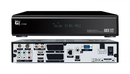 Спутниковый ресивер Gi ST6699-HD
