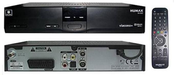 Humax VA-4SD