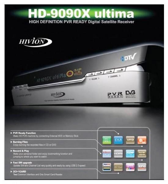 Hivision 9090