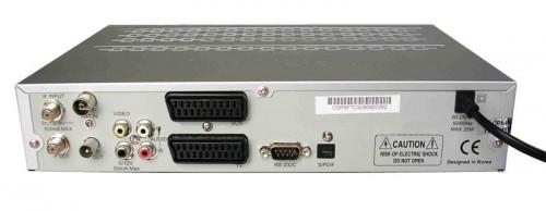 Спутниковый ресивер Openbox X-800 - старый корпус