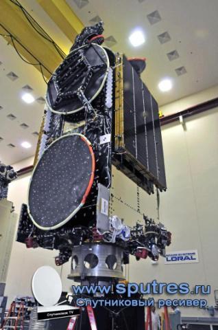 Спутник SES-4 доставлен на Байконур