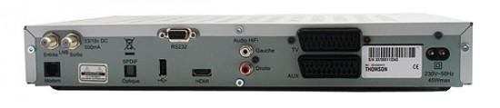 Спутниковый ресивер THOMSON DSI4000NTV-HD+карта доступа НТВ+HD