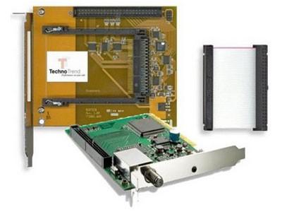 DVB-карта Technotrend TT-budget S2-3200 CI