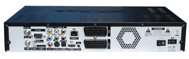 Спутниковый ресивер Vantage HD 7100S