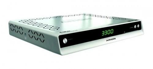 Спутниковый ресивер ARION AF-3300