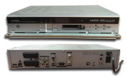 Цифровой спутниковый HDMI ресивер Arion 8500MCI_HDMI