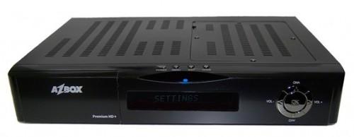 Спутниковый ресивер AzBox HD-Premium Plus II