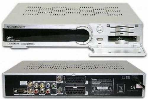 Спутниковый ресивер Golden Interstar S780 CI, USB