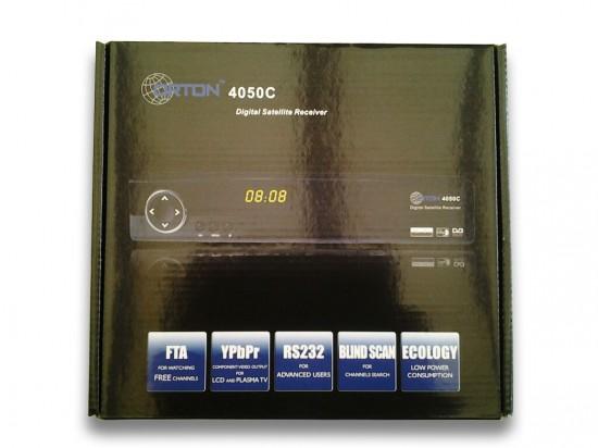 Спутниковый ресивер GLOBO 4050C PLUS