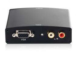Полноценный преобразователь из VGA в HDMI