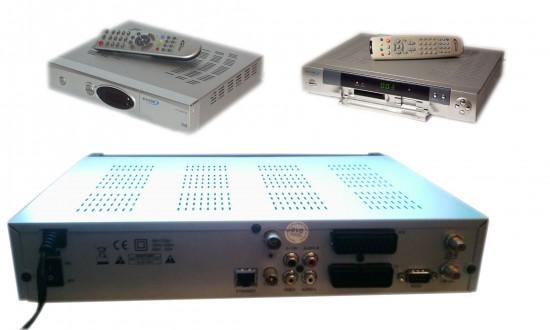 Спутниковый ресивер Hivision HV-5000C PVR