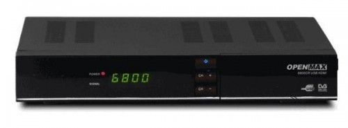 Спутниковый ресивер OPENMAX 6800 CR