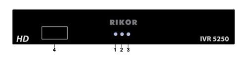 Спутниковый ресивер RIKOR HD IVR 3101S