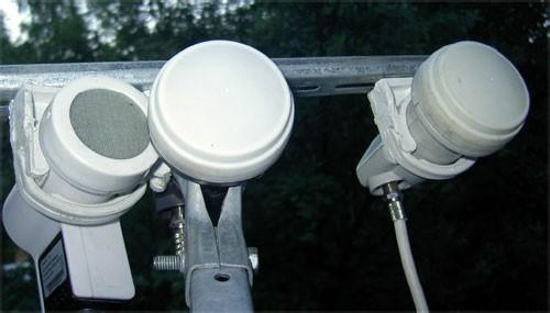 мультифид на три спутника