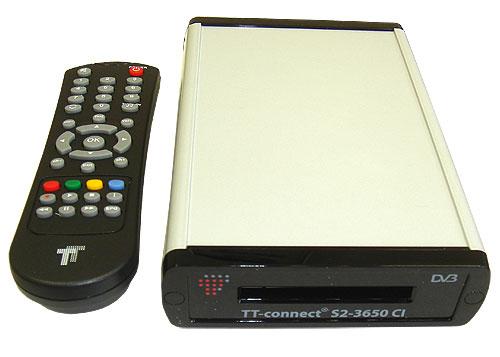 Тechnotrend TТ S2-3650 CI USB 2.0