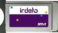Ресивер с встроенным модулем и двумя CI (Common Interface) интерфейсами