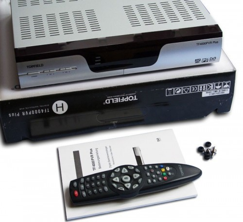 ресивер Topfield TF 4000 PVR