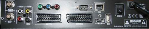 спутниковый ресивер-медиаплеер Tuxbox Nibiru HD
