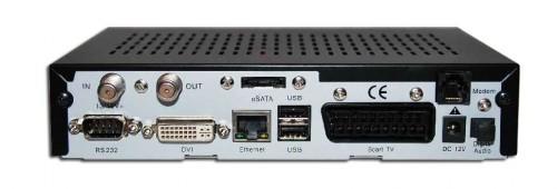 Спутниковый ресивер TUXBOX TX980L Linux HD PVR