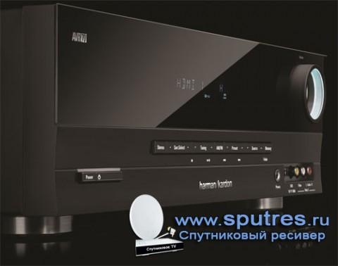 Новый Ресивер Harman Kardon AVR 70 это превосходное воспроизведение аудио и видео