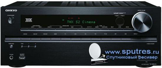 AV-ресивер Onkyo TX-NR616