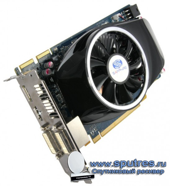 Компания Sapphire представила видео карту Radeon HD 7950 Vapor-X