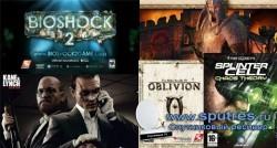 Самые ожидаемые фильмы 2013 года. Создано по играм!
