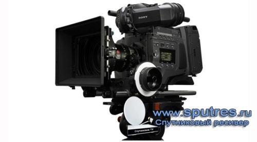 Sony 4K  видеокамера с поддержкой формата UHDTV