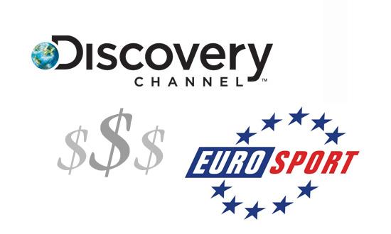 Discovery приобретает акции Евроспорта