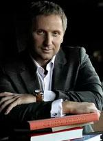 Вячеслав Муругов, возглавляющий телеканал СТС