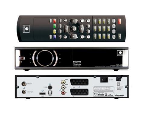 Ресивер Opentech OHC 3700V для просмотра кабельного телевидения компании НТВ Плюс