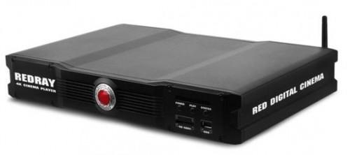 Совсем скоро на рынок выпустят первую модель UHD-плеера, получившего название Redray 4K Cinema Player