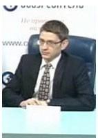 Антон Алешанов, занимающий должность директора по контенту в «Лыбидь ТВ»