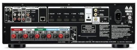 Более интересная модель – AVR-X2000
