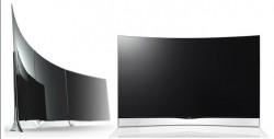 Изогнутая панель Curved OLED TV от LG Electronics