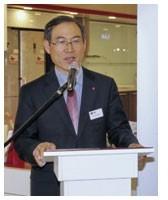 Президент компании LG Electronics в России, господин Дахюн Сонг