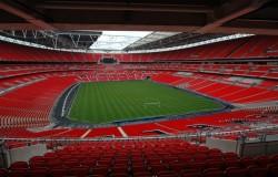 Стадион «Уэмбли» в седьмой раз принимает соревнования подобного масштаба