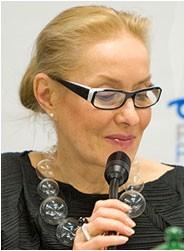 Директор «Мультимедиа АРТ музея» Ольга Свиблова
