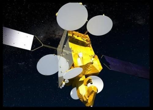 Введение в эксплуатацию спутника SES-6