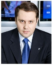 Николай Дубовой, Директор международного вещания Первого канала