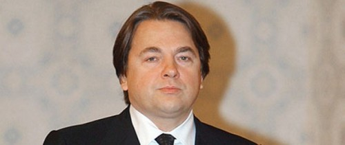 Генеральный директор «Первого» Константин Эрнст