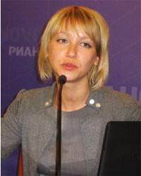 Анна Сопова – директор по связям с общественностью компании «Триколор ТВ»