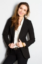 CEO телеканала Fashion One Эшли Джордан (Ashley Jordan)