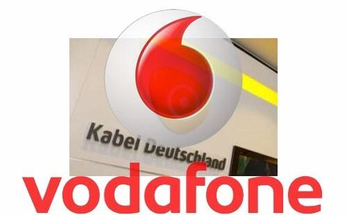 Слияние оператора спутниковой связи Vodafone Group и оператора кабельного телевидения Kabel Deutschland Holding AG